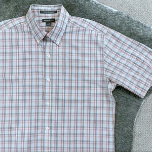 Eddie Bauer Wrinkle Free Classic Fit Shirt